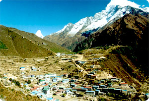 Everest View Family Trekking