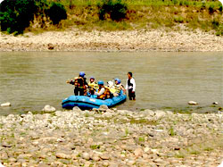 Katmandu Valley / River Rafting / Chitwan National Park